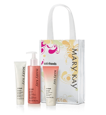 Mary Kay Satin Hands Pomegranate