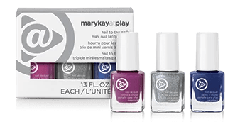 Mary Kay Mini Nail Trio