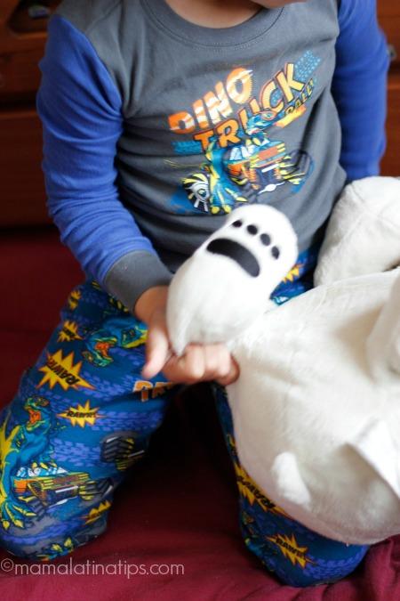 kid on moxiejean.com pajamas