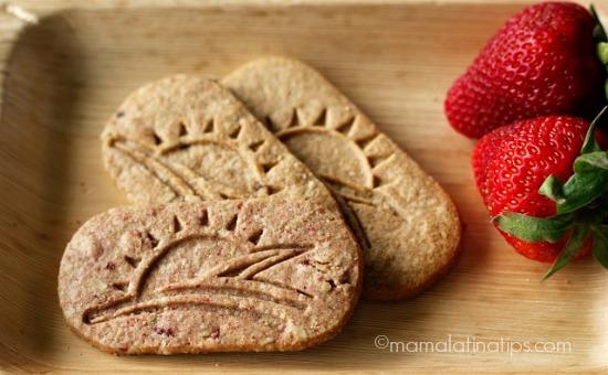 honey bunches of oats breakfast biscuits con fresas por mamalatinatips.com
