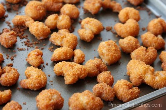 Popcorn Shrimp Gorton's® - mamalatinatips.com