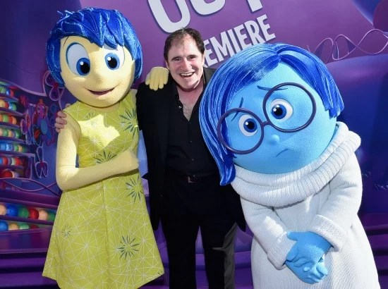 Richard Kind at Inside Out premier - mamalatinatips.com