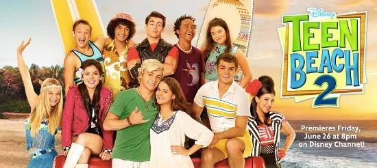 Teen Beach 2 Cast - mamalatinatips.com