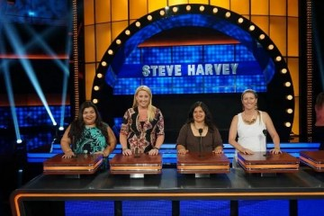 Don't Miss the New Celebrity Family Feud Series