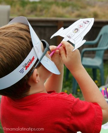A Miles From Tomorrowland Themed Party
