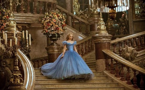 Disney Cinderella in Stores! – Giveaway