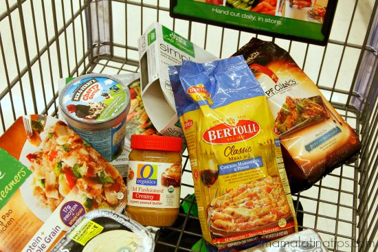Hunger Is Products at Albertsons Safeway stores