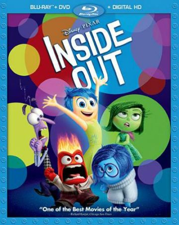 Exclusive Never Before Seen Inside Out Deleted Scene #InsideOutBloggers
