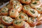 Rueditas de brócoli queso crema y jalapeño