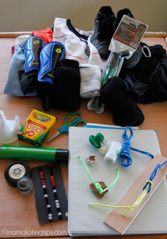 Organizando Actividades Extracurriculares de los Niños