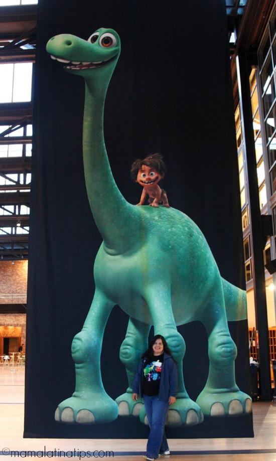 Pixar The Good Dinosaur Nest