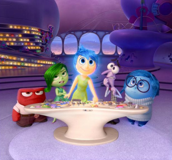 Inside Out Fun Facts
