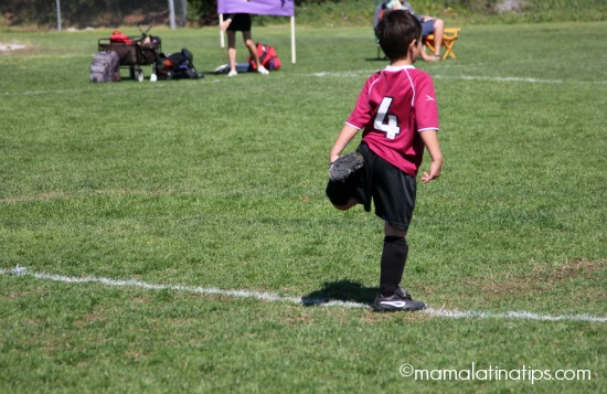Nourishing Soccer Snacks for Kids