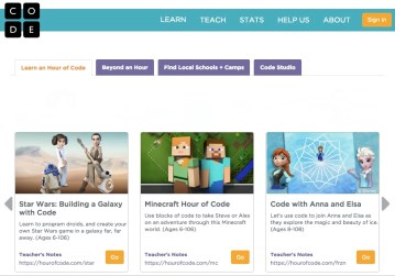 An Hour of Code Free for Kids