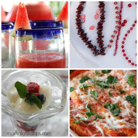 Tips para Preparar una Fiesta en Rojo