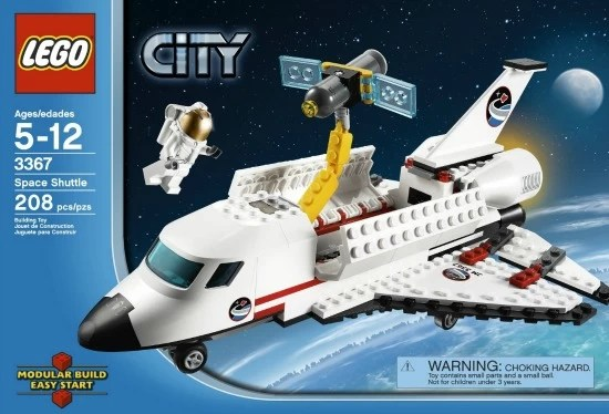 lego space shuttle bauplan - photo #23