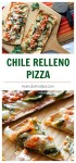 chile relleno pizza