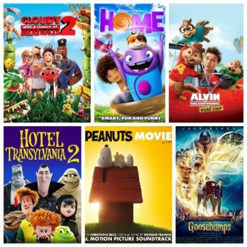 Free or Very Cheap Movies for Kids this Summer 2016