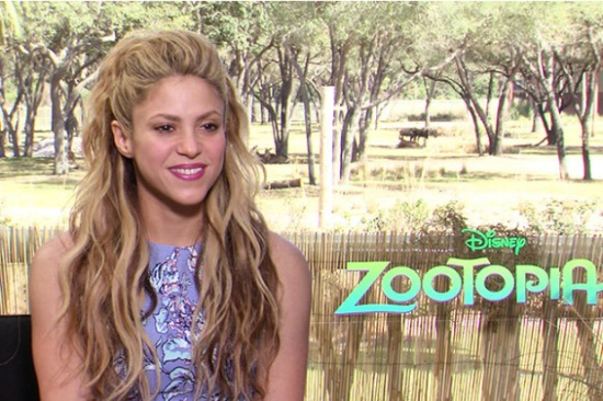 Shakira Gazelle Zootopia - mamalatinatips.com