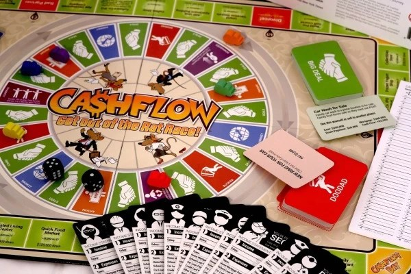 CashFlow® the game - mamalatinatips.com