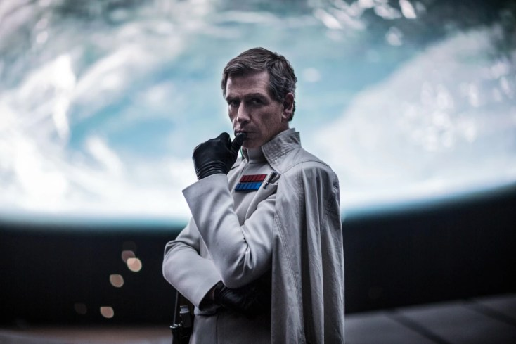 Ben Mendelshon as Orson Krennic on Rogue One: A Star Wars Story - mamalatinatips.com