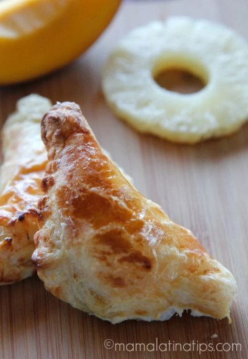 Sweet Empanadas Easy and Fast