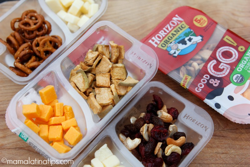 New Horizon Organic® Good & Go! Snacks
