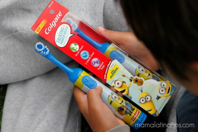 Colgate Toothbrush Despicable Me 3
