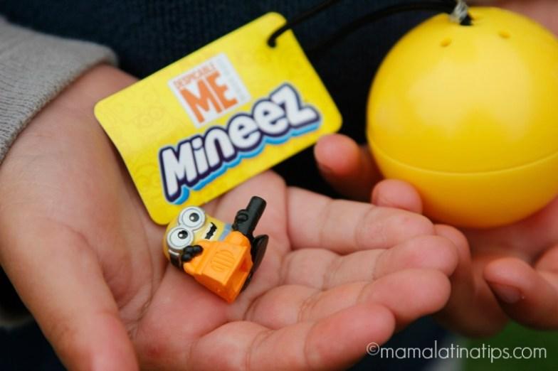Mini Minnion Mineez