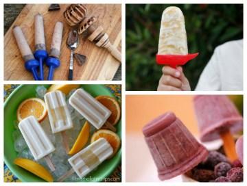 Refreshing Ice Pops for Summer