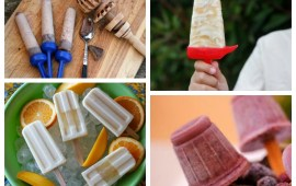Refreshing Ice Pops for Summer
