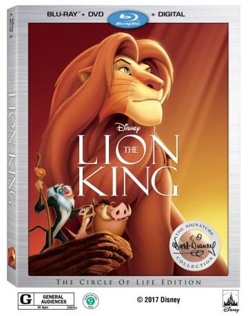 A Deeper Appreciation of Disney The Lion King