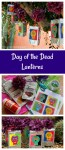 Spend 100% family time with your kids making these Day of the Dead Lanterns. Start by enjoying some Juicy Juice Splashers (they come in different flavors & contain no high fructose corn syrup or artificial sweeteners) and then make the lanterns with the empty pouches. Easy. I tell you how here. Ad #familytime