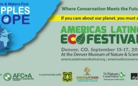 2017 Americas Latino Eco Festival in Denver, Colorado, Sept 15-17