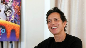 Interview with Benjamin Bratt from Coco