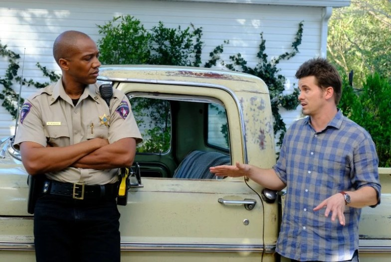 J. August Richards, Jason Ritter