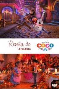escenas de la película de Pixar Coco