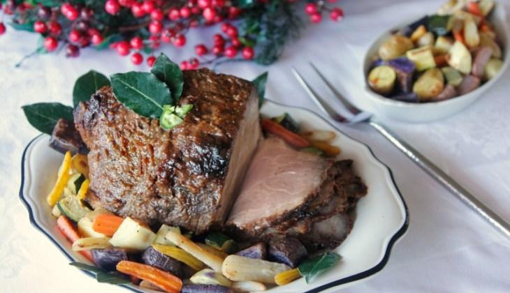 Pork Shoulder in Tamarind Sauce