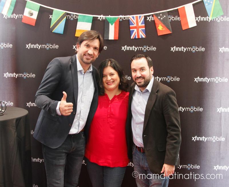 Kikin, Silvia y Fernando