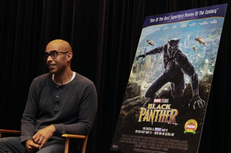 Nate More Black Panther Executive Producer