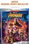 Sorteo Blu-ray Avengers Infinity War