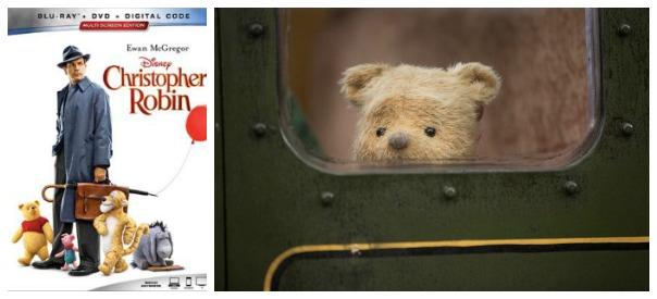 Christopher Robin in Blu-ray