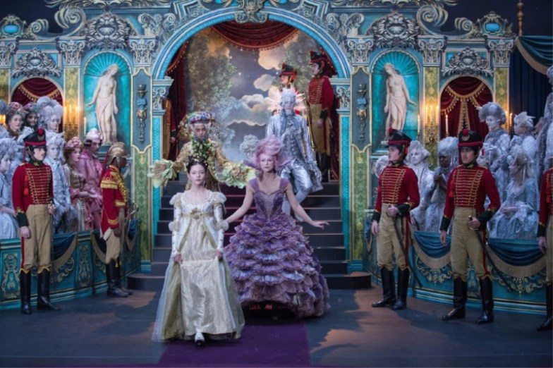 Scene of The Nutcracker and the Four Realms