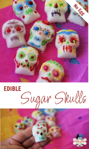 Edible Sugar Skulls