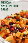mexican sweet potato salad
