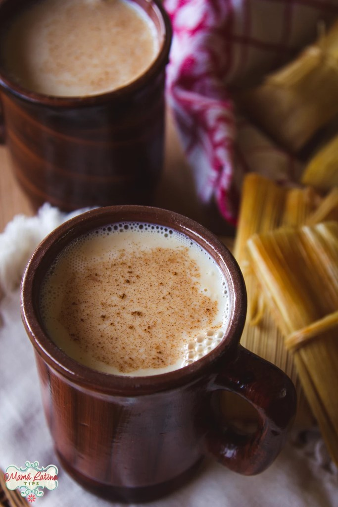 Mexican Caramel Atole Recipe
