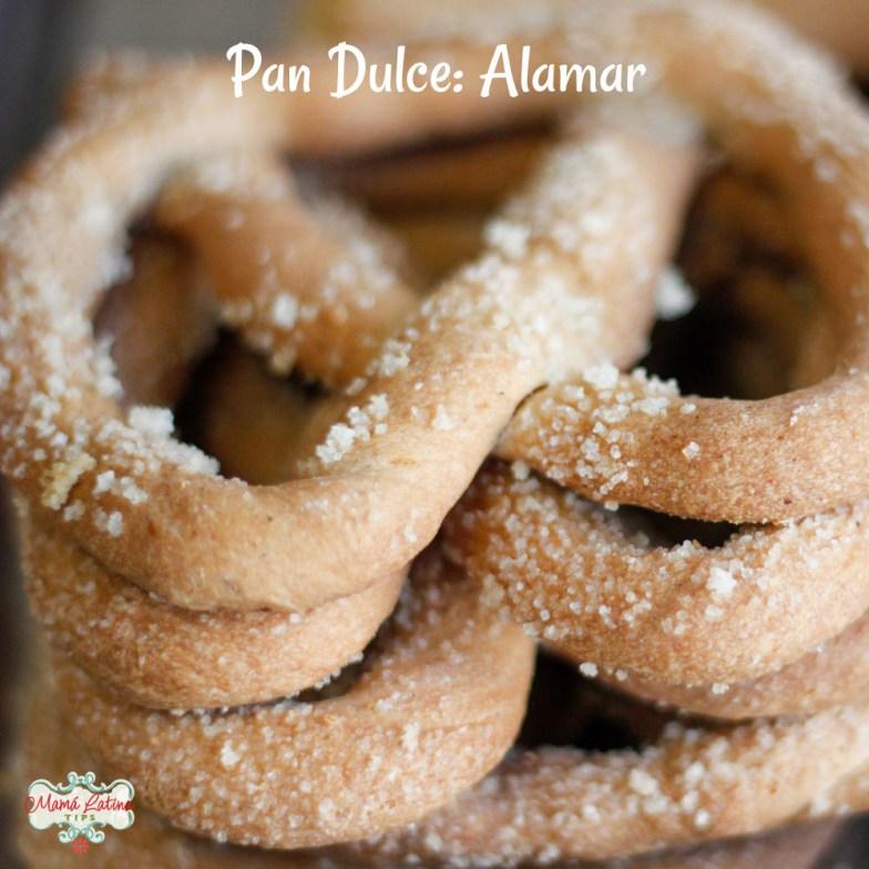 Pan dulce - Alamar