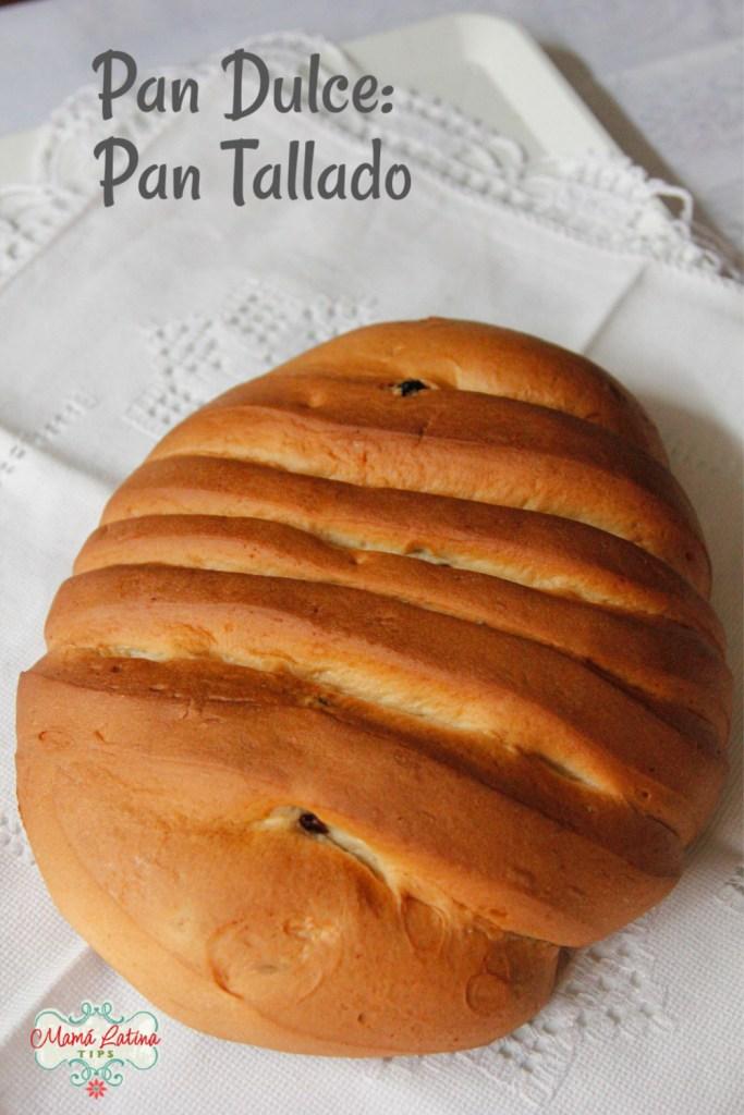 pan tallado mexicano