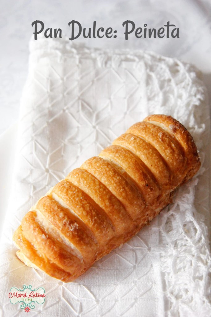 a sweet bread called peineta