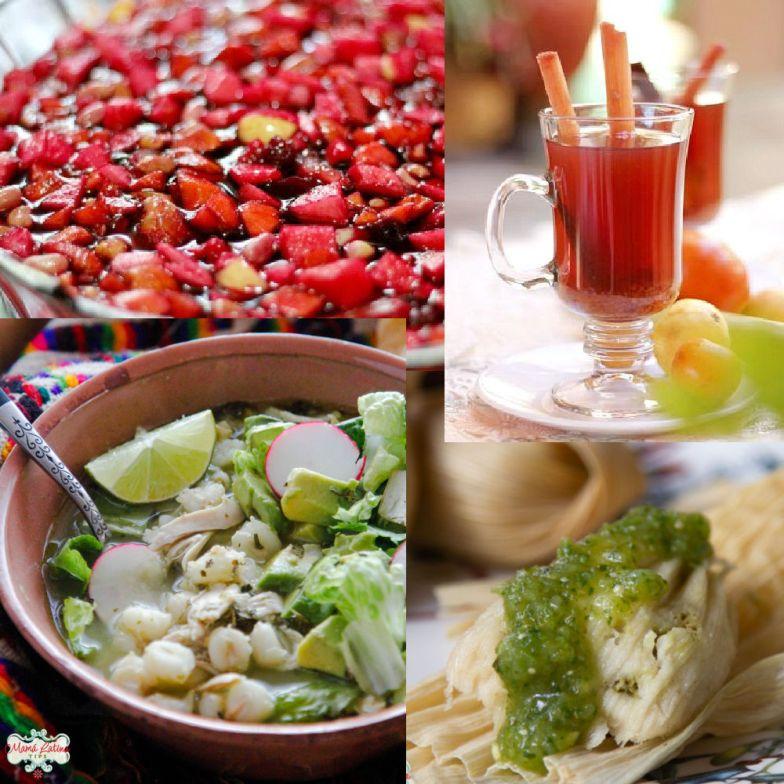 recetas navideñas mexicanas